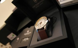 Victorinox Swiss Army Watch Review - Box