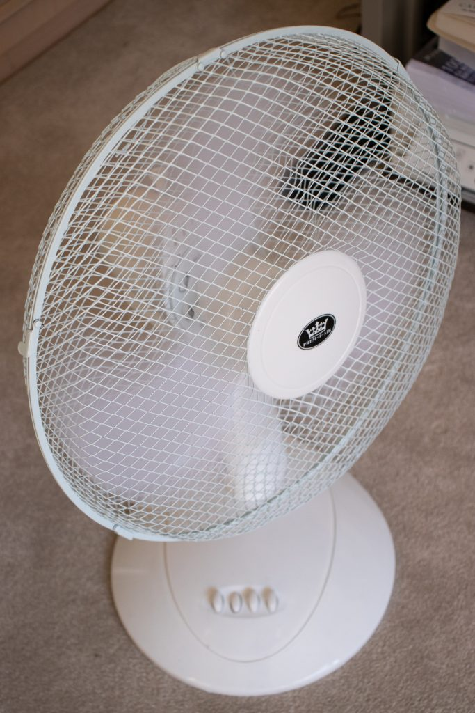 Prem-I-Air Fan Review